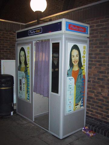 Fulham Post Office Inside Co Op Food London