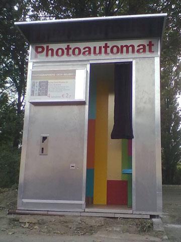 photobooth location warschauer strasse ii berlin ger. Black Bedroom Furniture Sets. Home Design Ideas